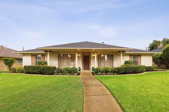 620 Wentworth Drive, Richardson, TX 75081 (MLS #14667911) :: The Good Home Team