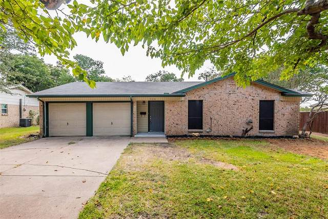 528 Wallace Drive, Crowley, TX 76036 (MLS #14667919) :: Real Estate By Design