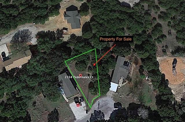 2314 Pedernales Court, Granbury, TX 76048 (MLS #14667937) :: Russell Realty Group