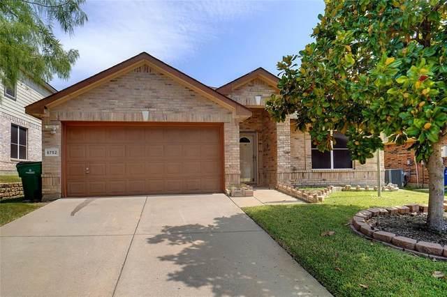 6752 Red Rock Trail, Watauga, TX 76137 (MLS #14667980) :: Real Estate By Design