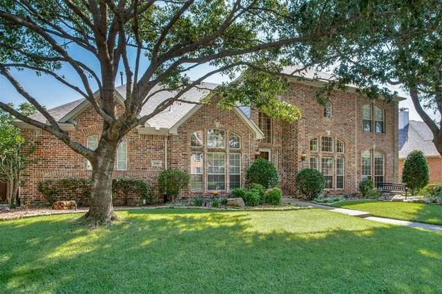 2136 Ironside Drive, Plano, TX 75075 (MLS #14667985) :: Real Estate By Design