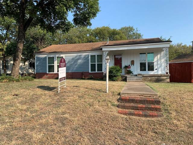 2300 Westbrook Avenue, Fort Worth, TX 76111 (MLS #14667988) :: Real Estate By Design