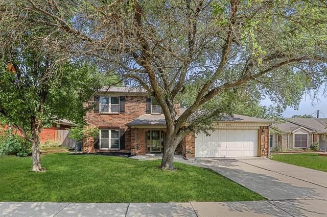 615 Mission Hills Drive, Arlington, TX 76018 (MLS #14667993) :: The Chad Smith Team