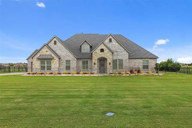 14022 Windrow Drive, Talty, TX 75126 (MLS #14668014) :: VIVO Realty