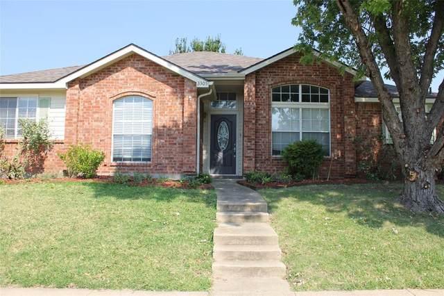3305 Columbus Drive, Mckinney, TX 75070 (MLS #14668018) :: Real Estate By Design
