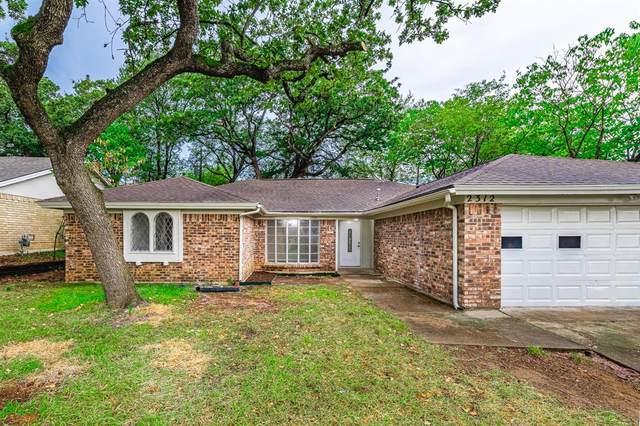 2312 Charred Wood Drive, Arlington, TX 76016 (MLS #14668051) :: Real Estate By Design