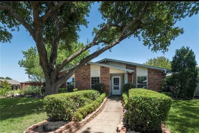 5001 Thompson Drive, The Colony, TX 75056 (MLS #14668058) :: Jones-Papadopoulos & Co