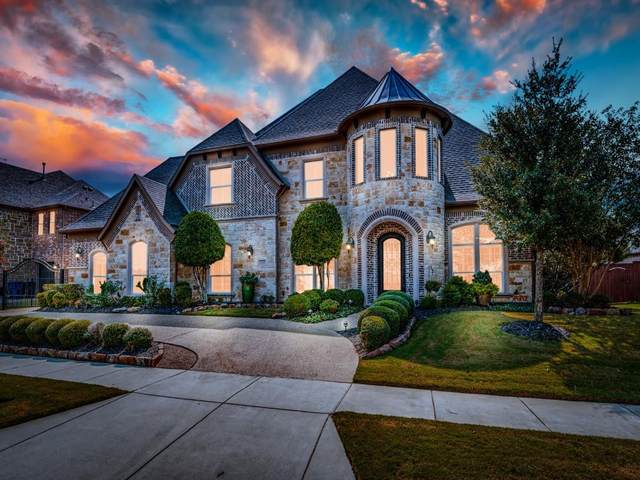 14142 Carly Lane, Frisco, TX 75035 (MLS #14668076) :: Real Estate By Design