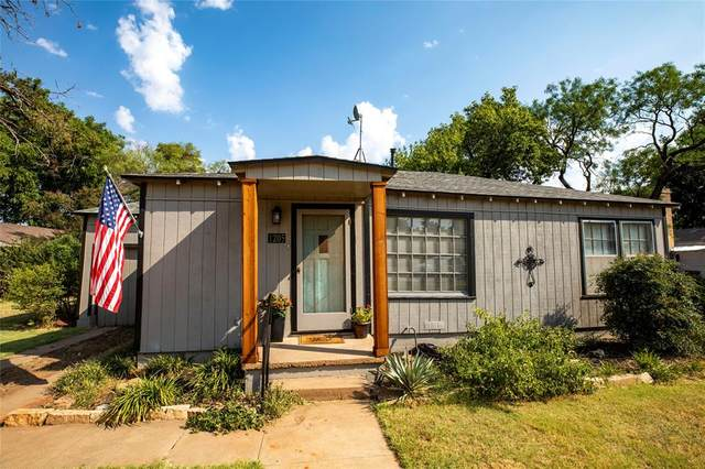 1205 Hudson Road, Stamford, TX 79553 (MLS #14668079) :: The Russell-Rose Team