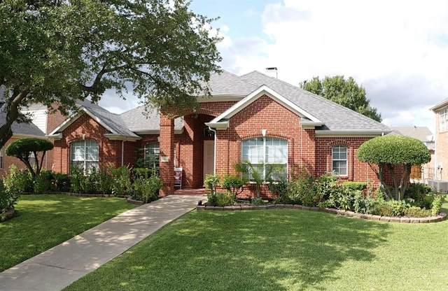 5801 Kensington Drive, Richardson, TX 75082 (MLS #14668083) :: Real Estate By Design