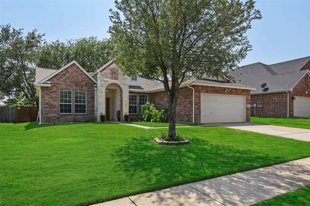 9109 Windsor Drive, Little Elm, TX 75068 (MLS #14668091) :: Lisa Birdsong Group | Compass