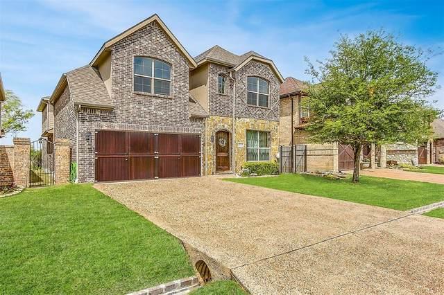 2129 Portwood Way, Fort Worth, TX 76179 (MLS #14668112) :: Lisa Birdsong Group | Compass