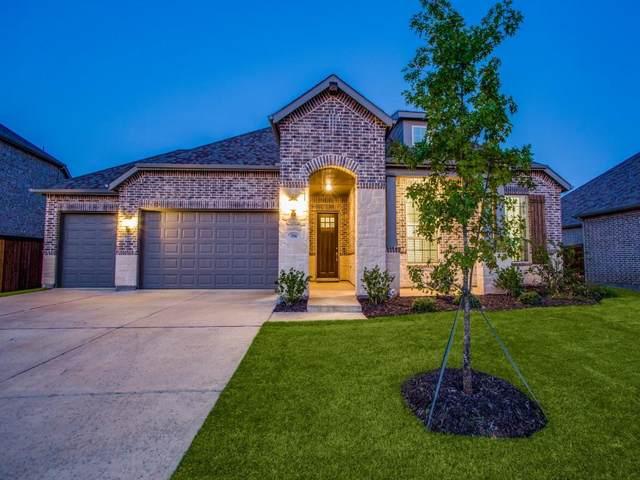 3806 Deer Point Drive, Denison, TX 75020 (MLS #14668114) :: Real Estate By Design