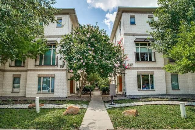 2335 Stutz Drive #49, Dallas, TX 75235 (MLS #14668142) :: Real Estate By Design