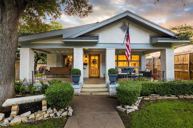 2532 Waits Avenue, Fort Worth, TX 76109 (MLS #14668147) :: All Cities USA Realty
