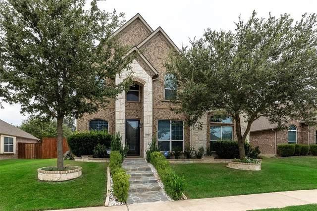 520 Glacier Street, Desoto, TX 75115 (MLS #14668151) :: Real Estate By Design