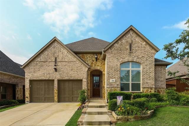 708 Petunia Drive, Lantana, TX 76226 (MLS #14668156) :: RE/MAX Pinnacle Group REALTORS