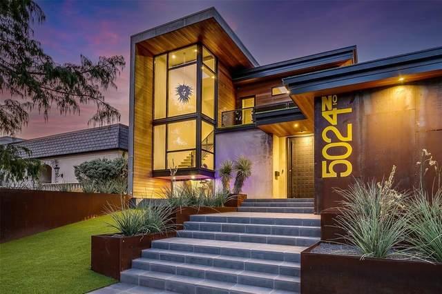 5024 Bryce Avenue, Fort Worth, TX 76107 (MLS #14668160) :: Frankie Arthur Real Estate