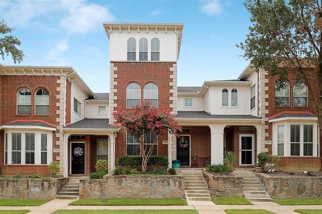 340 Legends Drive, Lewisville, TX 75057 (MLS #14668171) :: Real Estate By Design