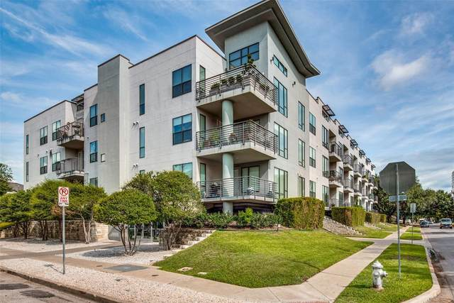4040 N Hall Street #109, Dallas, TX 75219 (#14668194) :: Homes By Lainie Real Estate Group