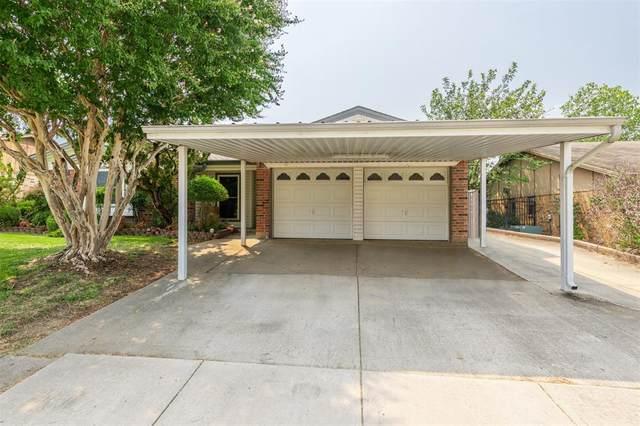 6428 N Park Drive, Watauga, TX 76148 (MLS #14668195) :: Craig Properties Group