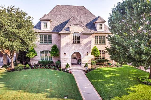 6736 St Moritz Parkway, Colleyville, TX 76034 (MLS #14668205) :: Frankie Arthur Real Estate