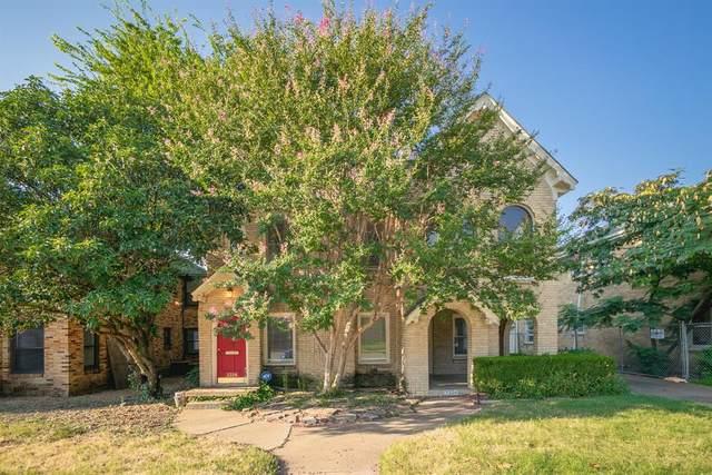 3324 Rosedale, University Park, TX 75205 (MLS #14668208) :: Real Estate By Design