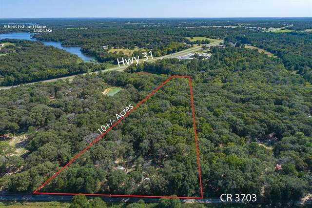 4230 County Road 3703, Athens, TX 75752 (MLS #14668211) :: The Rhodes Team