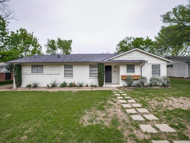 8611 Banff Drive, Dallas, TX 75243 (MLS #14668239) :: Craig Properties Group