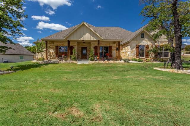 3600 Marina Link, Weatherford, TX 76087 (MLS #14668240) :: The Good Home Team
