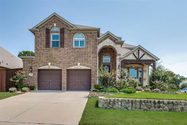 2360 Heartland Road, Corinth, TX 76210 (MLS #14668242) :: VIVO Realty