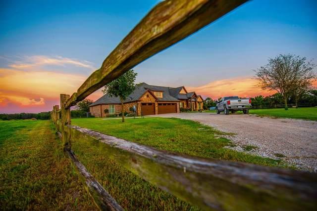 20870 Stevenson Road, Frankston, TX 75763 (MLS #14668248) :: Real Estate By Design