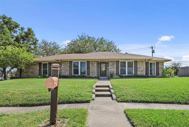 1134 Gardengate Circle, Garland, TX 75043 (MLS #14668254) :: The Good Home Team