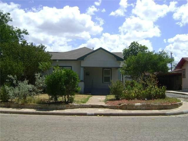 609 Ross Avenue, Abilene, TX 79605 (MLS #14668266) :: Real Estate By Design