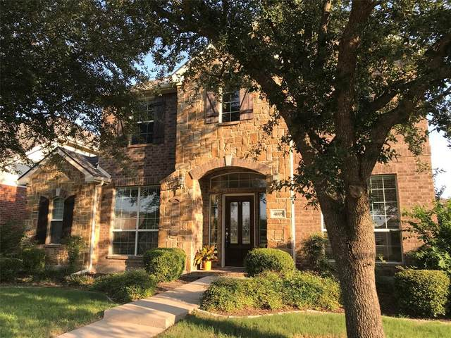 4609 Maidstone Way, Mckinney, TX 75070 (MLS #14668281) :: Real Estate By Design