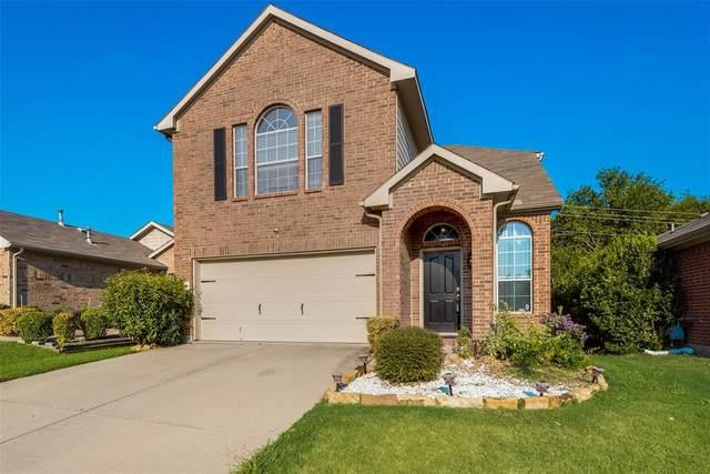 5804 Melanie Court, Fort Worth, TX 76131 (MLS #14668295) :: Real Estate By Design