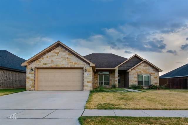 365 Brazos Drive, Abilene, TX 79602 (MLS #14668302) :: 1st Choice Realty