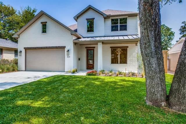 454 Parkhurst Drive, Dallas, TX 75218 (MLS #14668304) :: Epic Direct Realty
