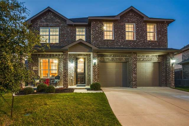 2201 Gutierrez Drive, Fort Worth, TX 76177 (MLS #14668305) :: Real Estate By Design