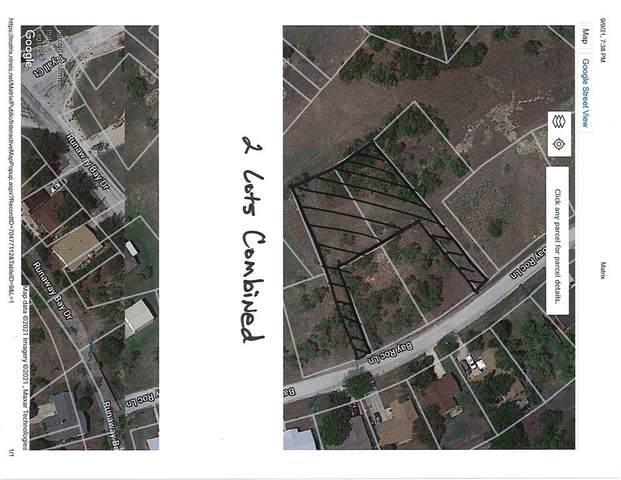 2 Lots Bay Roc Lane, Runaway Bay, TX 76426 (MLS #14668320) :: Real Estate By Design