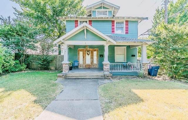 727 Glendale, Dallas, TX 75214 (MLS #14668351) :: Real Estate By Design