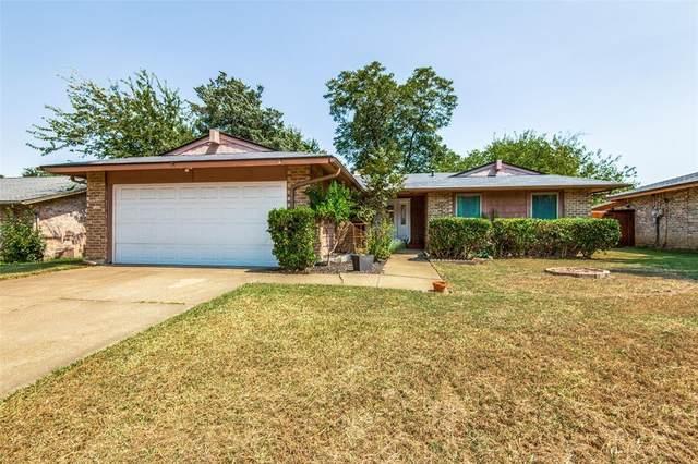 2709 Barrington Place, Arlington, TX 76014 (MLS #14668361) :: Real Estate By Design