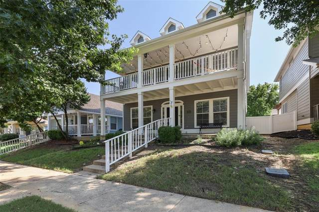 1344 Kingston Place, Providence Village, TX 76227 (MLS #14668363) :: Russell Realty Group