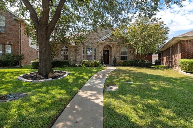 106 Bay Meadows Drive, Irving, TX 75063 (MLS #14668364) :: Frankie Arthur Real Estate