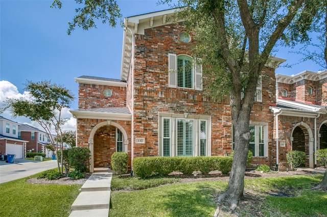 137 Leonard Street, Lewisville, TX 75057 (MLS #14668371) :: Real Estate By Design