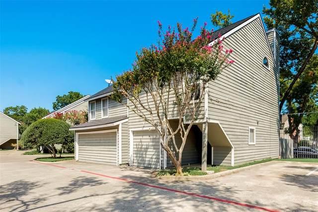 9222 Church Road #205, Dallas, TX 75231 (MLS #14668378) :: Real Estate By Design