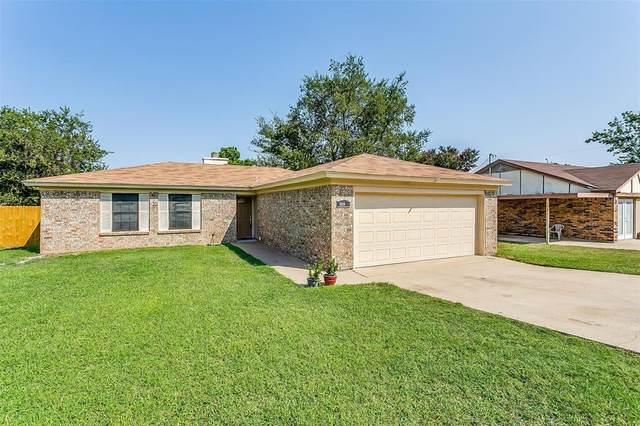 5915 Willow Branch Drive, Arlington, TX 76017 (MLS #14668382) :: Real Estate By Design