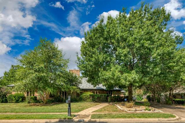 4004 Tara Drive, Colleyville, TX 76034 (MLS #14668384) :: Frankie Arthur Real Estate
