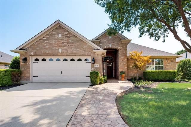 9517 Lindenwood Trail, Denton, TX 76207 (MLS #14668388) :: Lisa Birdsong Group | Compass