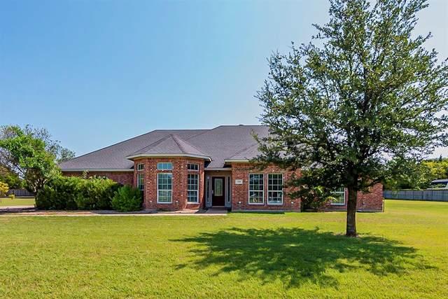 208 Burtonwood Circle, Ovilla, TX 75154 (MLS #14668396) :: The Krissy Mireles Team
